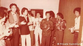 BG DDR Ostberlin Indonesische Botschaft