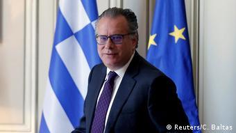 Yunanistan'ın Göçten Sorumlu Bakan Vekili Yorgo Kumuçakos