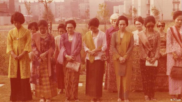 Indonesische Botschaft in der DDR, KBRI Ost-Berlin, Fauzan Azima (Privat)