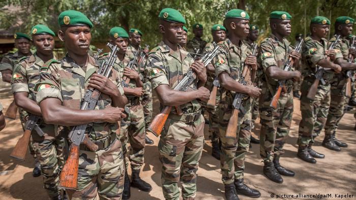 Armee in Mali