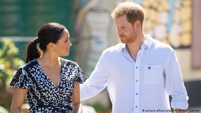 harry e meghan anunciam afastamento da familia real noticias internacionais e analises dw 08 01 2020 harry e meghan anunciam afastamento da