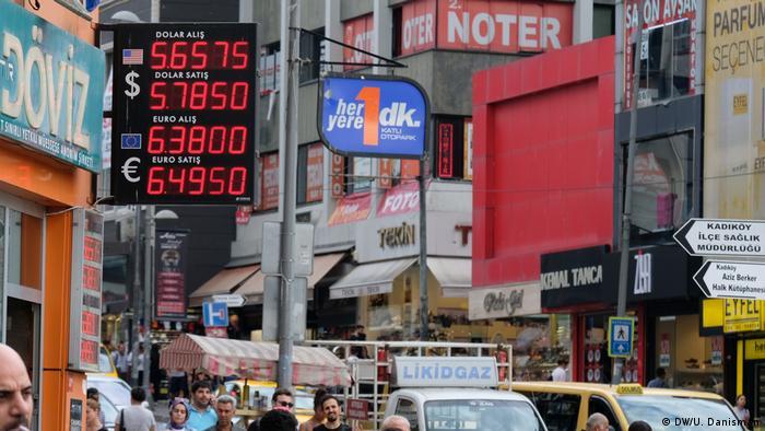 Türkei Fotoreportage Wirtschaft