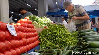 Αυξημένες οι τιμές των τροφίμων στην Τουρκία