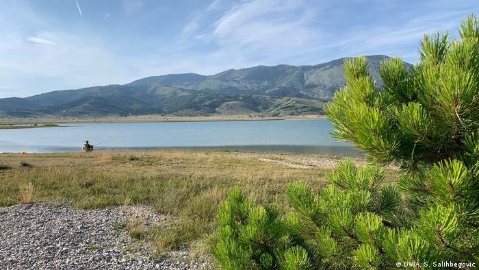 Landschaft in Bosnien-Herzegowina - Blidinjesee