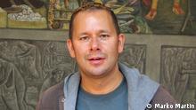 Schriftsteller Marko Martin