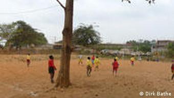 Fußballplatz Kamerun