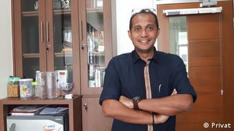 Eddy Hiariej, Jura-Professor an der Gadjah-Mada-Universität in Jogjakarta