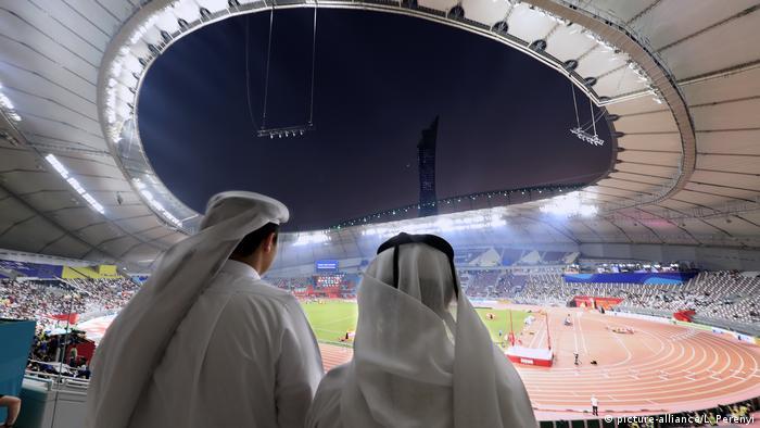 Leichtathletik Weltmeisterschaft 2019 in Doha (picture-alliance/L. Perenyi)