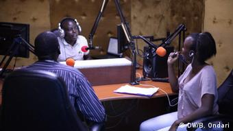 Sky FM, part of the local radio network supported by DW Akademie, will be establishing a Health Desk