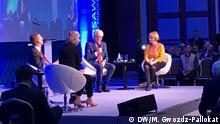 Polen Warsaw Security Forum 2019 | Panel