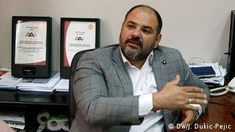 Nestorović veruje u ozbiljnost projekta