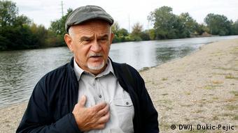 Vasko Nikolov se boji ubrzanja toka reke
