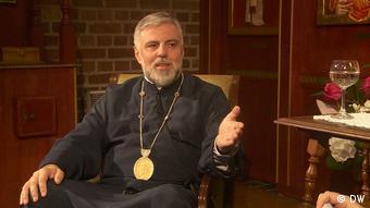 DW-Interview mit Bischof Grigorije Durić