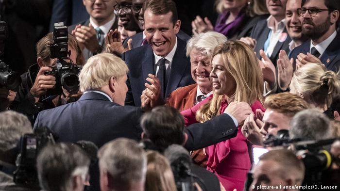 UK Parteitag der Konservativen
