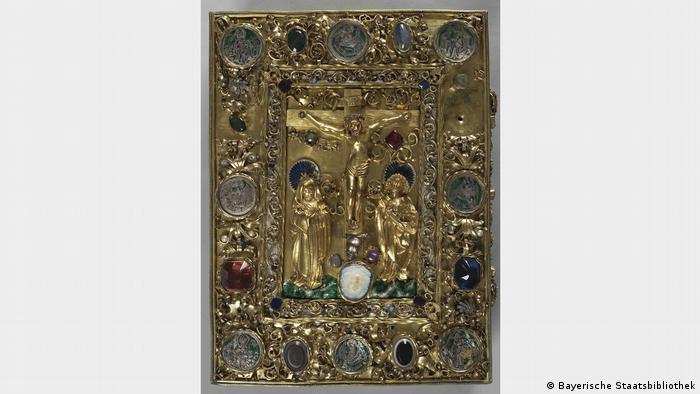 Оклад для Евангелия XI века