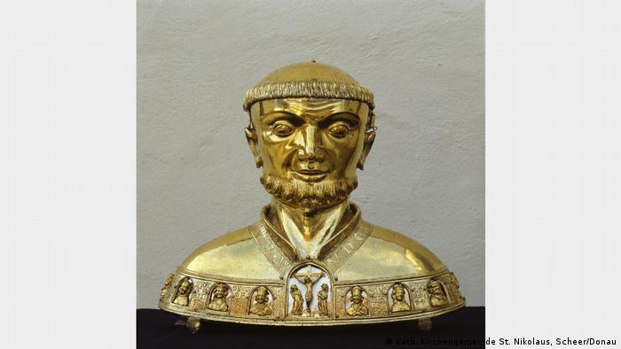 Реликварий Св. Вунибальда