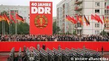 Berlin | DDR vor 70 Jahren gegründet - Archivbild vom 07.10.1989
