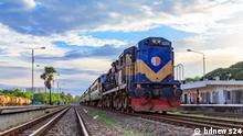 Zugreisen in Bangladesch