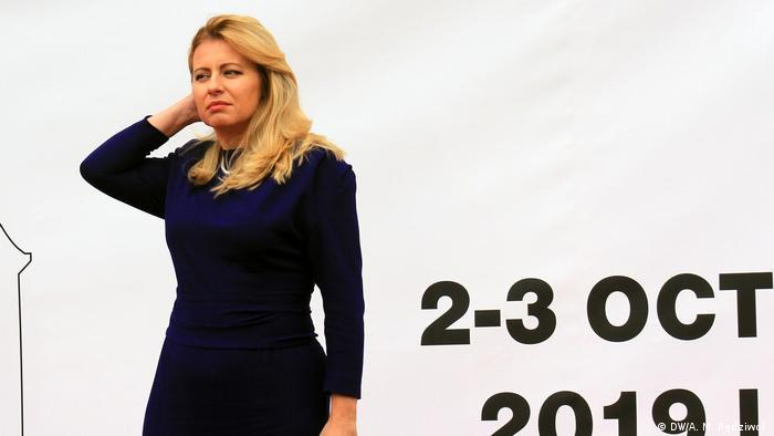 Dla Zuzany Čaputovej był to pierwszy szczyt Grupy Wyszehradzkiej