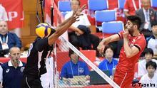 Volleyball-Weltcup 2019 | Iran vs Ägypten