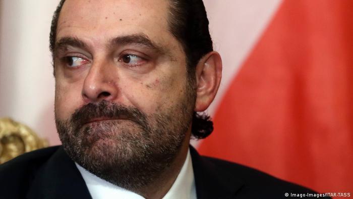 Libanon Saad Hariri (Imago-Images/ITAR-TASS)