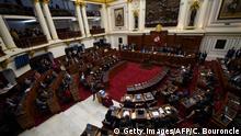 Kongress der Republik Peru in Lima
