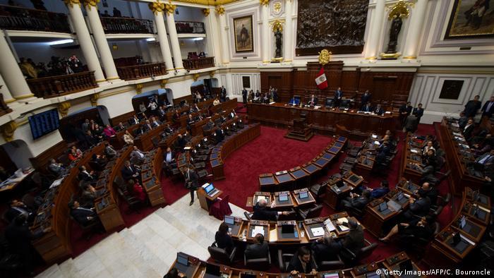 Congreso de Perú está dando un ″golpe de Estado″, afirma presidente del  Consejo de Ministros | Las noticias y análisis más importantes en América  Latina | DW | 11.09.2020