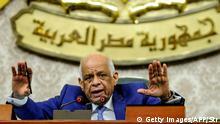 Ägypten Kairo | Sprecher im ägyptischen Parlament Ali Abdel-Aal
