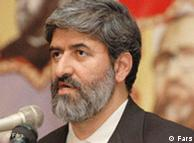 علی مطهری نماینده مجلس ایران