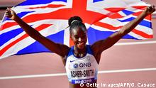 Leichtathletik WM 2019 in Katar | Dina Asher-Smith, 200-Meter-Finale