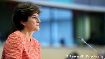 Силви Гулар - кандидатката на Франция за еврокомисар