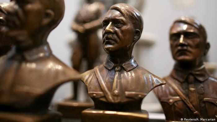 Argentina′s Holocaust museum unveils Nazi relics | News | DW