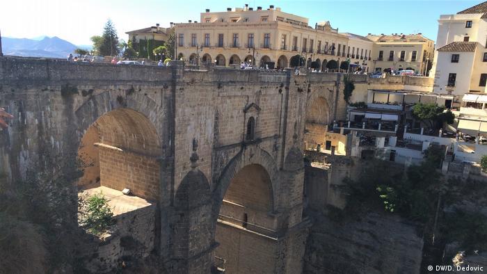 Most na 120 metara visine