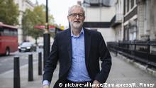 Großbritannien | Labour-Chef Corbyn lehnt Johnsons Brexit-Plan ab