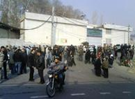 تجمع خانوادهها در برابر زندان اوین، تصویر آشنای این روزها