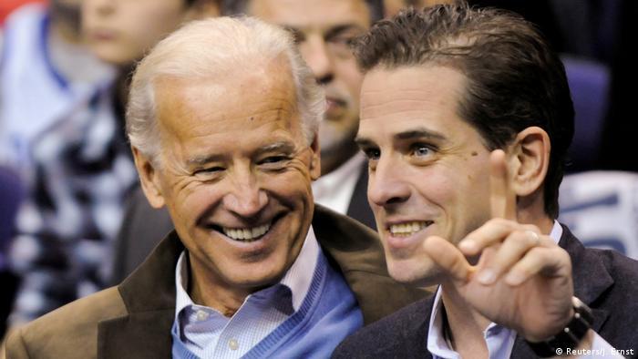 Hunter Biden facing federal investigation over tax affairs | News | DW |  09.12.2020