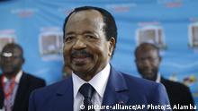 Pour la résolution de la crise, il faudra que Paul Biya soit coopératif.