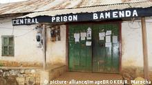 Kamerun Zentral-Gefängnis in Bamenda