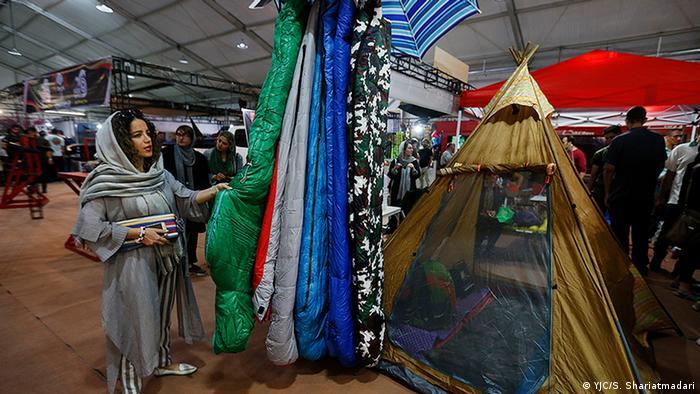 دومین دوره نمایشگاه آفرود، کمپینگ و ماجراجویی تهران ۱۳۹۸ در محل برج میلاد تهران افتتاح شد و تا روز جمعه ۱۲ مهر (۴ اکتبر) ادامه یافت.