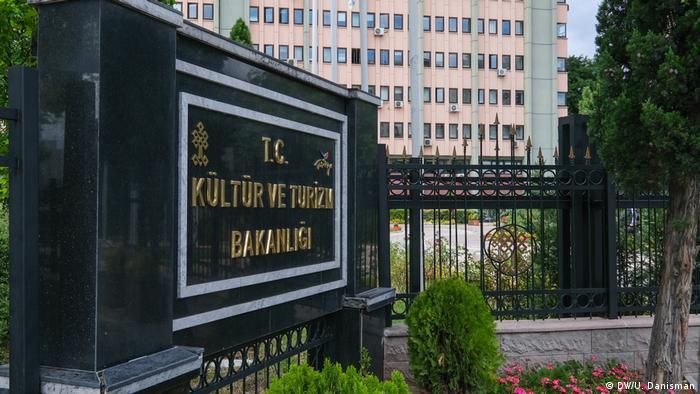Türkei Fotoreportage Institutionen