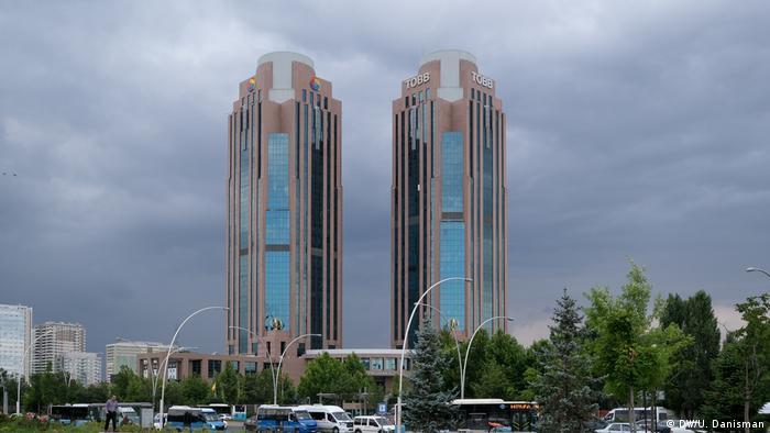Türkei Fotoreportage Institutionen (DW/U. Danisman)