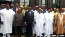 Niger Niamey Ex-Präsidenten Gipfel