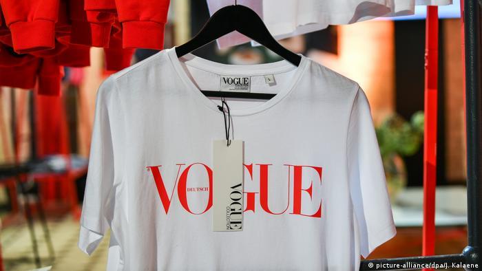 От Мория до Vogue