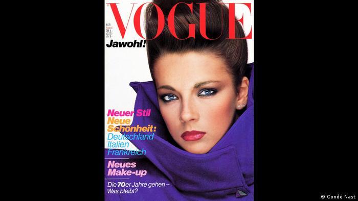 Modemagazin mit Tradition: 40 Jahre deutsche Vogue