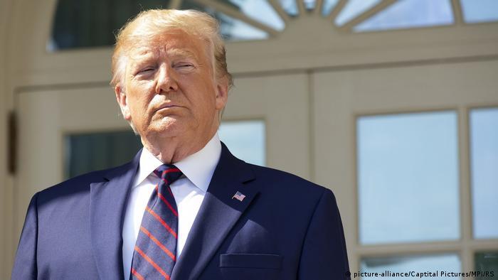 USA Washington Donald Trump