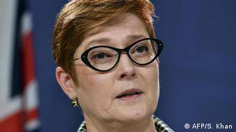 Australien Außenministerin Marise Payne