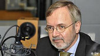 ورنر هویر، وزیر مشاور آلمان