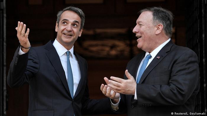 ABD ile Yunanistan arasında savunma işbirliği anlaşması Ekim ayında imzalanmıştı.