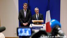 Paris nach Messerattacke Anti-Terror-Staatsanwalt Jean-Francois Ricard