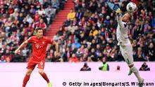 Fußball Bundesliga Bayern München - 1899 Hoffenheim Ausgleich 1:1 (Getty Images/Bongarts/S. Widmann)